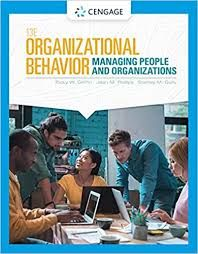 Organizational Behavior : Managing People and Organizations Western College, Managing People, Organizational Behavior, Human Anatomy And Physiology, Self Assessment, Improve Yourself, How To Memorize Things, Activities, Learning
