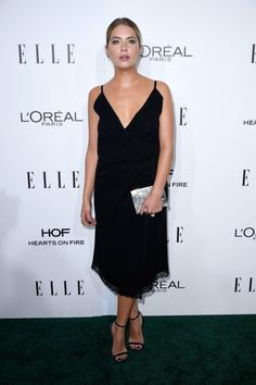 Ashley Benson – 2016 ELLE Women in Hollywood Awards in Los Angeles, 10/24/2016
