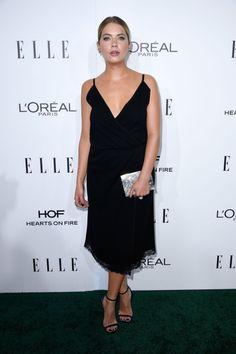Ashley Benson – 2016 ELLE Women in Hollywood Awards in Los Angeles, 10/24/2016