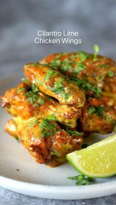Paleo Chicken Wings, Chicken Pork Recipe, Lime Chicken Recipes, Healthy Baked Chicken, Keto Chicken Thighs, Cola Chicken, Chicken Thigh Recipes Oven, Oven Chicken, Tandoori Chicken
