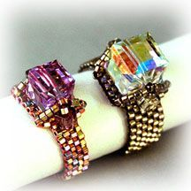 """Instant download! Crystal Baguette """"CRUISE"""" Ring"""