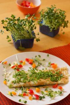 """""""Spinat-Palatschinken"""" - A recipe for savory Palatschinken with a spinach filling. Street Food, Avocado Toast, Breakfast, Recipes, Spinach, Food Food, Morning Coffee, Recipies, Ripped Recipes"""