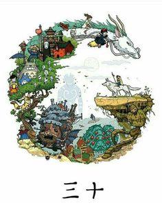 Universo Ghibli