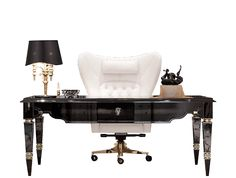 Windsor - Office Room | Visionnaire Home Philosophy