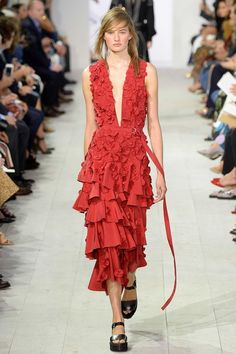 Michael Kors - Vogue's Virginia Smith Picks Her Top 10 Looks From New York Fashion Week Spring 2016