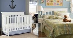 Graco Lauren 4-in-1 Convertible Crib in White For Only $89.99 At Walmart!