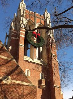 Christmas at The University of Richmond