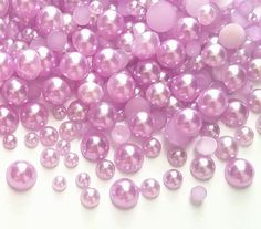 Hey, I found this really awesome Etsy listing at https://www.etsy.com/listing/555522883/575pcs-pearl-mix-flatback-cabochons