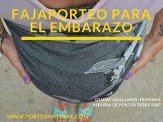 Embarazo y portabebés, cómo usar portabebés a modo de faja de sostén durante el embarazo  http://porteonatural.com/fajaporteo-para-el-embarazo-wrap-your-belly/  #embarazosano #portabebésyembarazo #fularesrígidos #bandolerasdeanillas #telas #maternidadnatural #madresconscientes #asesoradeporteo