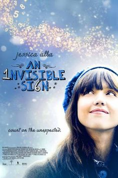 An Invisible Sign.  Just watched this movie and fell in love =)