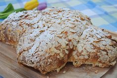Colomba di Pasqua {Easter Dove Bread} - So Good!!!
