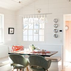 Contemporary Industrial Ceiling Cable Track Lighting Design, Pictures, Remodel, Decor and Ideas - page 2