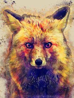 Little Fox - JBJart