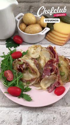 Easy Dinner Recipes, Appetizer Recipes, Easy Meals, I Love Food, Good Food, Yummy Food, Tasty Videos, Food Videos, Light Recipes
