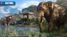 Far Cry 4 sloni útočí :-D