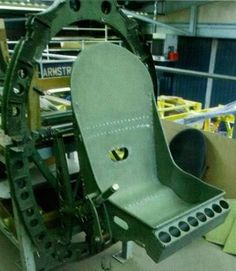 - Allied Aircraft Interiors: Spitfire Mk I seat. Ww2 Aircraft, Fighter Aircraft, Military Aircraft, Spitfire Airplane, Spitfire Model, Bomber Seats, Aircraft Interiors, Model Shop, Supermarine Spitfire