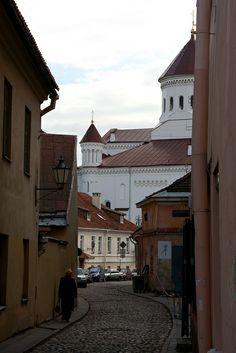 Old town #Vilnius