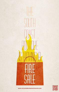Arrested Development by Tara Connelly, via Behance