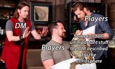 """D&D Memes For The RPG Enthusiasts - Funny memes that """"GET IT"""" and want you to too. Get the latest funniest memes and keep up what is going on in the meme-o-sphere. Geek Culture, Gotham City, Marvel Dc, Dnd Funny, Dungeons And Dragons Memes, Dragon Memes, Mystery, Funny Memes, Jokes"""