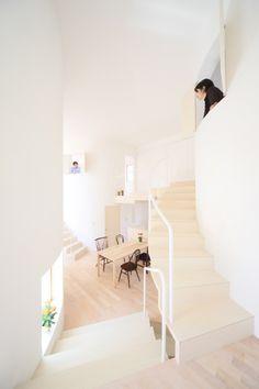 House in Kitakami / nadamoto yukiko architects