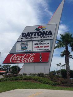 Daytona International Speedway in Daytona Beach, FL