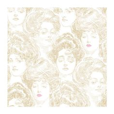 York Wallcoverings Tres Chic BL0405 Pucker Up Buttercup Wallpaper, White/Light Gold/Pink York Wallcoverings http://www.amazon.com/dp/B001VG2XKC/ref=cm_sw_r_pi_dp_dhhnvb0ZEP94H