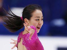 中国杯SP首位発進! 浅田真央「世界でただ1人」の挑戦