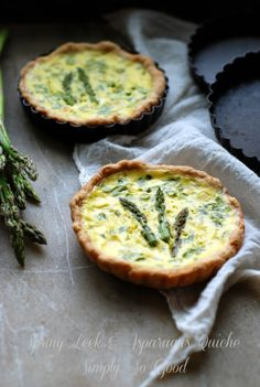 Simply So Good Spring Quiche