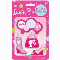 - Barbie Birthday Cake Candles Candle Set Barbie - Pack of Please note: approx. 14 day delivery date. Wholesale Party Supplies, Online Party Supplies, Kids Party Supplies, Barbie Birthday Cake, Barbie Party, Birthday Cake With Candles, Printed Balloons, Pink Parties, Candle Set