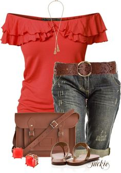 Casual Outfit - looks like my outfit in Arizona