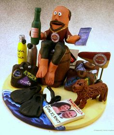 grooms cake - Google Search