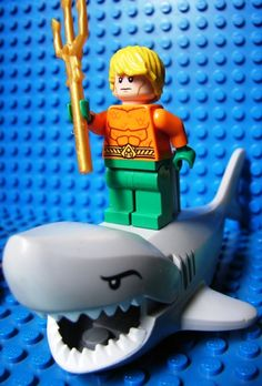 Toyriffic: LEGO Great White Shark (and Aquaman too!)