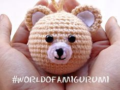 Receita Original:World of Amigurumi
