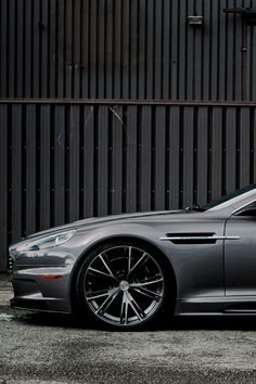 Aston Martin from a stunning side angle! Windows Mobile, Super Pictures, Automobile, Aston Martin Lagonda, Premium Cars, Expensive Cars, Car Wheels, Fast Cars, Sport Cars