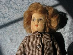 Mandaline Artful Living: How to Restore a Cloth Doll