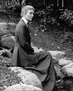 Beatrix Potter in her younger adult years.