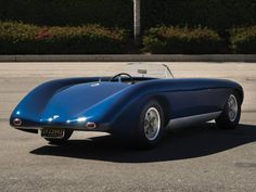 The Sorrell-Manning Special Roadster (1954) Bob Sorrell was a talented automotive designer/builder of the 1950s. He built road racing cars, drag racers, land speed racers, hot rods, customs, show cars and teether cars. http://www.conceptcarz.com/z19618/Sorrell-Manning-Special.aspx