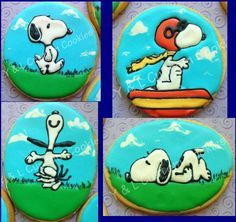 Snoopy - Snoopy Cookies :)