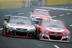 2017 NASCAR Segment Racing coming this season. Each race will have three stages of 2017 Monster Energy NASCAR Cup Series segments. A points update as well. Racing News, Nascar Racing, Sport Cars, Race Cars, Nfl Panthers, Monster Energy Nascar, Nascar News, Kyle Larson