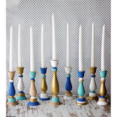 8 Magical Menorah DIY Projects - The Cottage Market