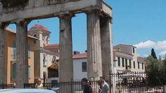 Ρωμαικη Αγορα