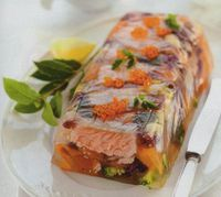 Appetizer Salads, Appetizers, Pescatarian Diet, Polish Recipes, Baked Salmon, Easter Recipes, Fresh Rolls, Tapas, Tortellini