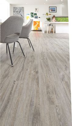Stylish, practical and affordable - three of the many reasons why we love Genero Looselay flooring, in Ash Oak.  Find your favourite design at http://www.choicesflooring.com.au/vinyl-flooring-range/looselay/?swatch=grey-ash-oak