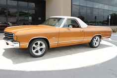 1972 Chevrolet El Camino The material which I can produce is suitable for different flat objects, e.g.: cogs/casters/wheels… Fields of use for my material: DIY/hobbies/crafts/accessories/art... My material hard and non-transparent. My contact: tatjana.alic@windowslive.com web: http://tatjanaalic14.wixsite.com/mysite