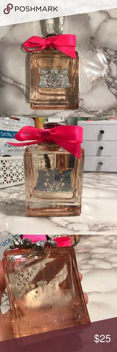 Juicy Couture Perfume Juicy Couture: Couture La La. 3.4 FL. Used maybe three times. Hardly any missing. (Authentic) Juicy Couture Other