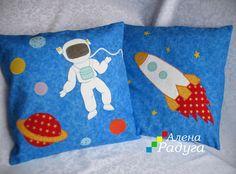 Радуга-дуга: декоративные подушки
