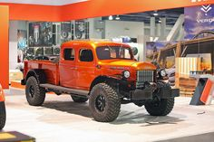 Mostly Mopar Muscle — taylormademadman: Rare Dodge Power wagon Extended. Old Dodge Trucks, Old Pickup Trucks, 4x4 Trucks, Diesel Trucks, Cool Trucks, Dodge Cummins, Jeep Pickup, Custom Trucks, Legacy Power Wagon