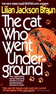 lillian jackson braun book series the cat who - Google Search
