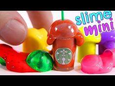 4 Miniature Viral Slimes! - YouTube