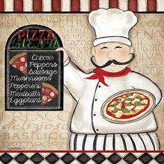 Pizza Chef <br/> Jen Killeen